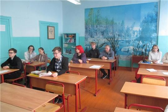 Встреча с учащимися в рамках Всероссийской акции «Безопасность детства»