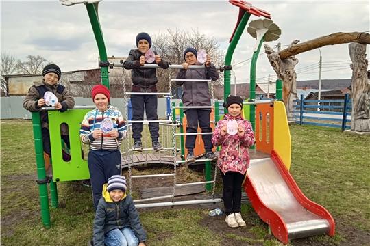 Работники культуры Староайбесинского сельского поселения провели православный час  «Пасхальный благовест»