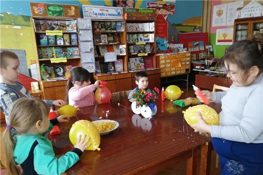 Мероприятия, посвящённые празднованию православного праздника Пасхи в сельских библиотеках