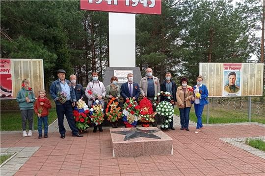 В Алатырском районе завершилось празднование Дня Победы