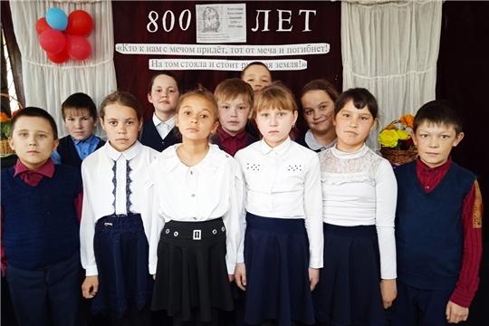 Мероприятия в сельских библиотеках в рамках празднования 800-летия А. Невского