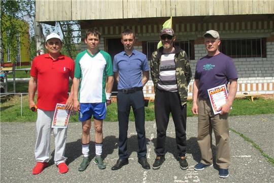 В Алатырском районе открыт летний спортивный сезон