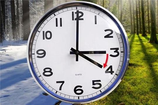 В Алатырском  районе обсудят вопрос перевода часов