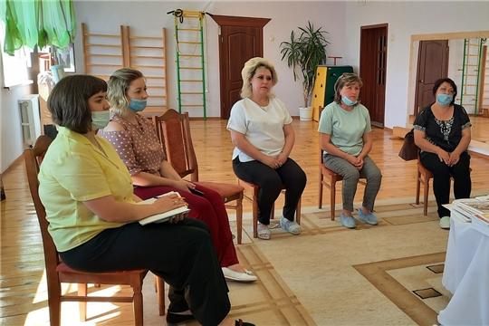 Воспитатели района поделились опытом работы по программе «Социокультурные истоки»