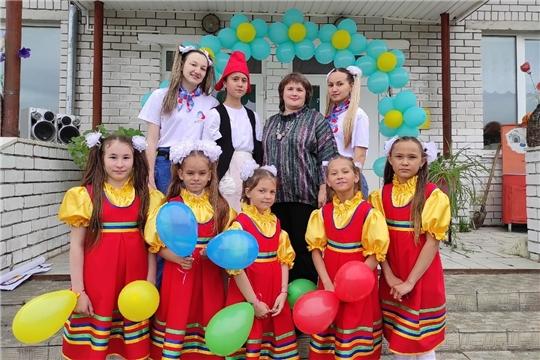 День защиты детей в библиотеках Алатырского района