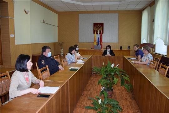 Состоялось заседание оперативного штаба по предупреждению распространения новой коронавирусной инфекции