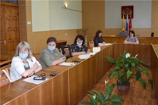 Состоялось расширенное заседание Межведомственной комиссии