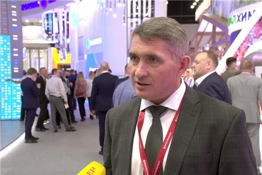 Глава Чувашской Республики Олег Николаев прокомментировал итоги Национального рейтинга состояния инвестиционного климата в субъектах Российской Федерации