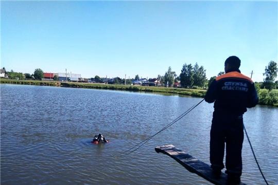 Проведено обследование водоемов на территории Алатырского района