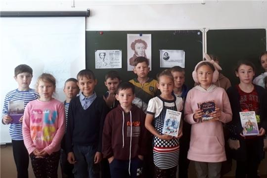 В Первомайском СДК прошла увлекательная викторина «В тридевятом царстве, в пушкинском государстве»