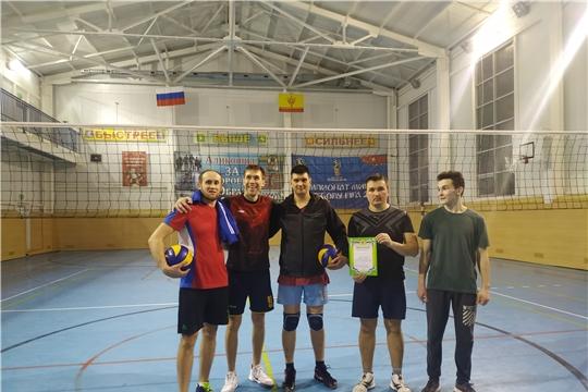 МАУ ДО «ДЮСШ «Хелхем» провели мероприятие «Первенство района по волейболу»