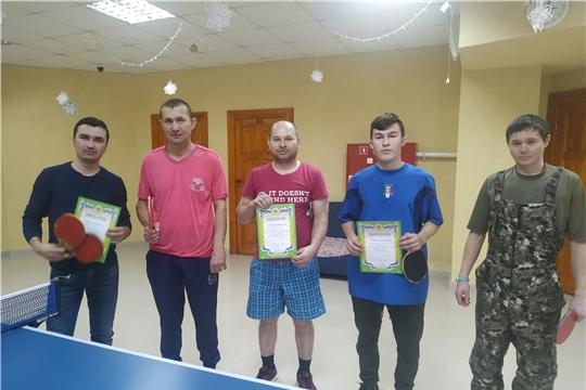 МАУ ДО «ДЮСШ «Хелхем» провели мероприятие «Открытый Рождественский турнир по настольному теннису»
