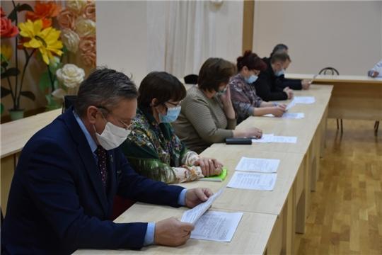 Состоялось заседание Комиссии по повышению устойчивости социально-экономического развития района
