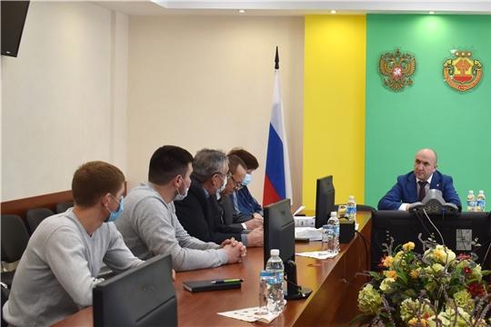 В Аликовском районе в нынешнем году планируется реализовать 5 инвестиционных проектов