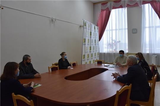 Круглый стол на тему «Прямые выборы глав муниципалитетов Чувашской Республики: «за» и «против»