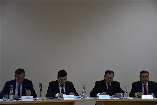 В Аликовском районе состоялось заседание Правления Совета муниципальных образований Чувашской Республики