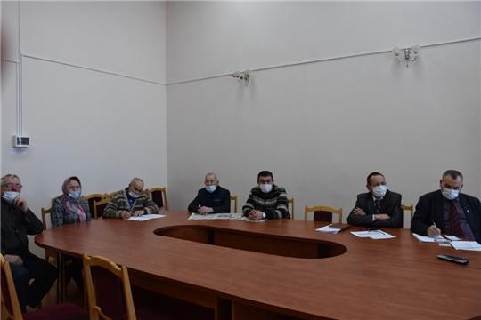 Состоялась пятая внеочередная конференция Союза ветеранов АПК Чувашской Республики.