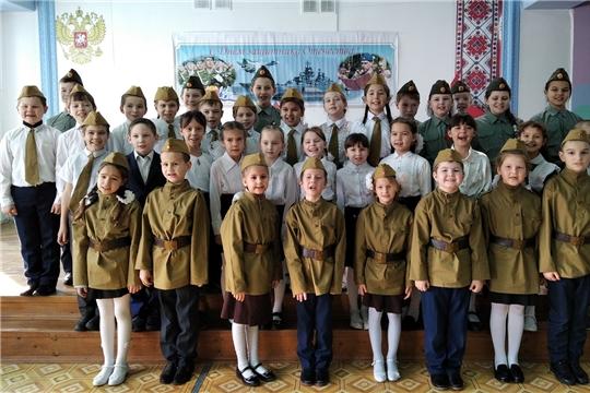 В преддверии Дня  защитников Отечества в Чувашско-Сорминской школе прошел рыцарский турнир
