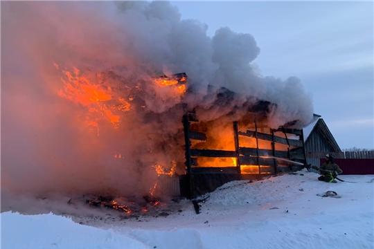 В зимний период растет количество пожаров в жилье