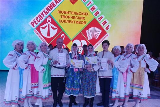 28 февраля состоялся ǀǀǀ Республиканский фестиваль исполнителей на народных музыкальных инструментах «Шăпăр- кĕсле, ай, янра!» Поздравляем победителей