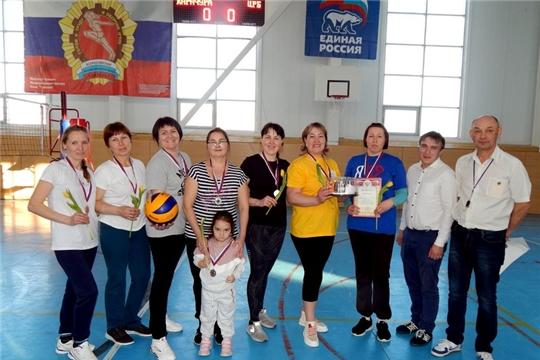 6 марта прошел открытый турнир по волейболу среди женских команд, приуроченный Международному женскому дню