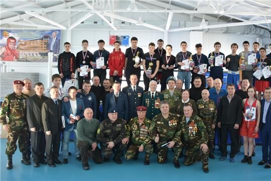 VII республиканский турнир по боксу, посвященный памяти лейтенанта СОБР Изосима Башкирова
