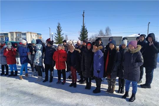 Учащиеся школ района боролись за звание обладателя Кубка отдела образования администрации Аликовского района