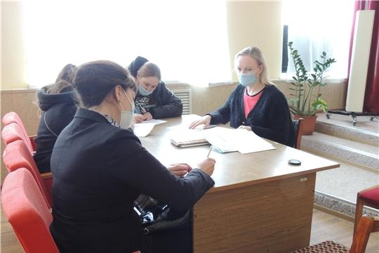 Встреча Клуба замещающих семей Аликовского района «Мы вместе»