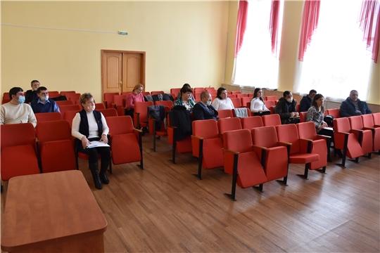 В Аликовском районе состоялся информационный час ко Дню защиты прав потребителей
