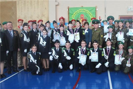 В Чувашско-Сорминской школе прошел  IX Республиканский слет отрядов «Юные друзья пограничников»