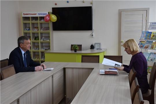 В Аликовском районе провели итоговое совещание работников культуры района с участием министра культуры Светланы Каликовой