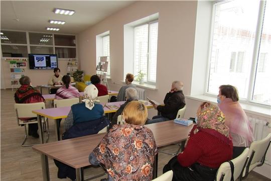 В Аликовской центральной библиотеке прошла встреча с врачом - терапевтом БУ «Аликовская ЦРБ» Валентиной Скворцовой на тему «Что нужно знать о туберкулезе»