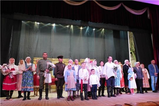 В Районном Доме культуры состоялась премьера спектакля «Лиза Короткова»