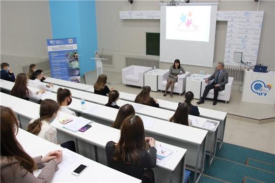 Заседание Детского общественного совета при Уполномоченном по правам ребёнка в Чувашской Республике