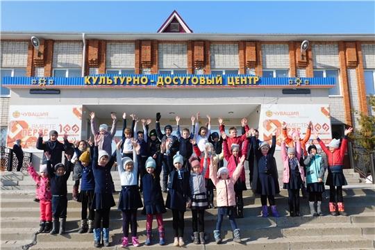 """В Районном Доме культуры провели спортивно-игровую программу для детей """"Внимание! На старт!"""" ко Всемирному Дню здоровья"""