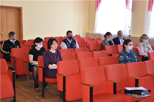 Состоялось заседание межведомственной комиссии по организации отдыха детей в 2021 году