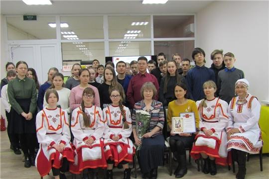 В библиотеках Аликовского  района прошли  циклы просветительских мероприятий