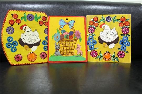 Сувениры и поздравительные открытки к Пасхе