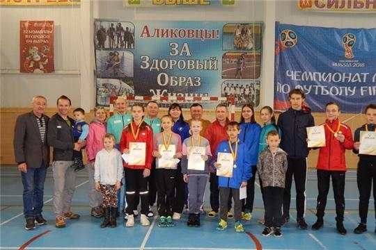 Республиканские соревнования по легкой атлетике, посвященные памяти В.С. Семенова