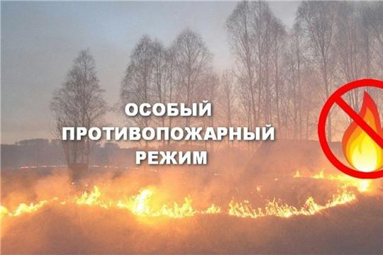 ПАЛ СУХОЙ ТРАВЫ ЗАПРЕЩЕН!