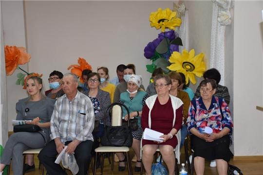В Аликовском районе прошёл второй этап обучения общественных наблюдателей