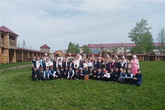 Аликовский районный литературно-краеведческий музей принял участие в акции «Ночь музеев»