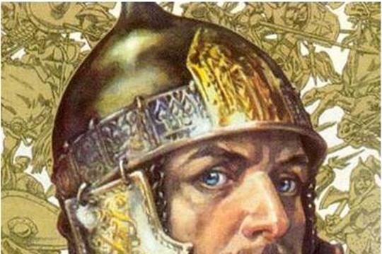 Виртуальная  выставка «Князь Александр Невский»