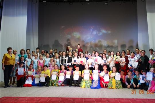 Вот и закончился учебный год в Аликовской детской школе искусств