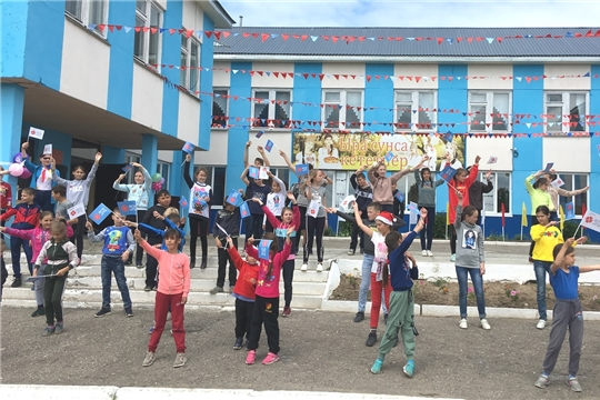 Оздоровительный лагерь «Веселая планета» на базе  Чувашско-Сорминской школы распахнул свои двери