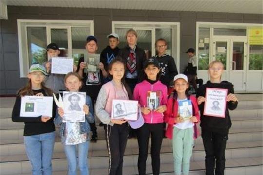 Сотрудники Аликовской центральной библиотеки  провели литературно - поэтическую игру   «Его строка переживает века».