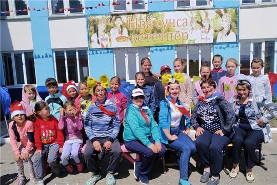 Чувашско-Сорминская СОШ: Звонкий смех воспитанников- значит  для воспитателей это самая главная награда