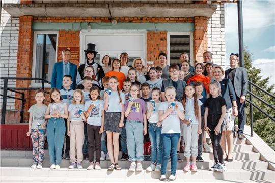 Заместитель Председателя Кабинета Министров Чувашской Республики - министр образования и молодежной политики Алла Салаева посетила Аликовский район