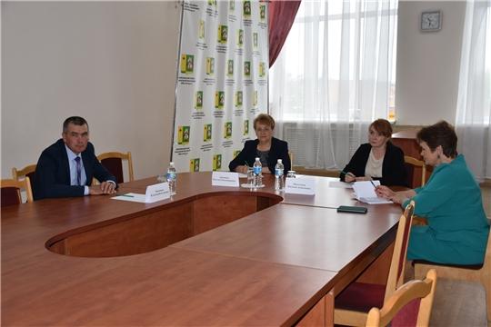 Cостоялся прием граждан членом Общественного совета при Главе Чувашской Республики