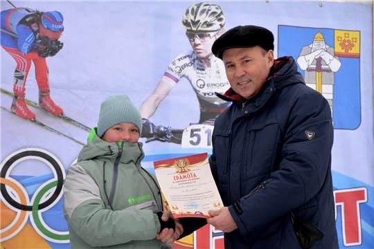 Чемпионат и первенство района по лыжным гонкам